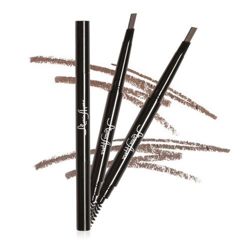 Natural Eyebrow Eyeliner Pen with Brush