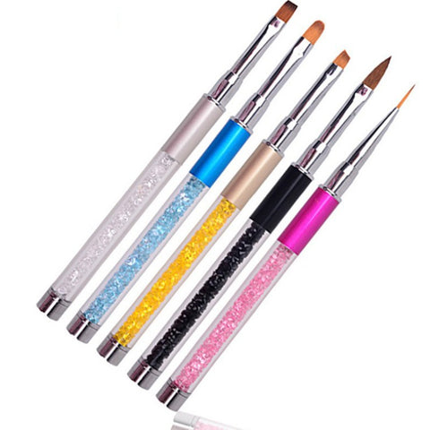 New Natural 20PCS/Set of Polish Painting Pens for Women Nails