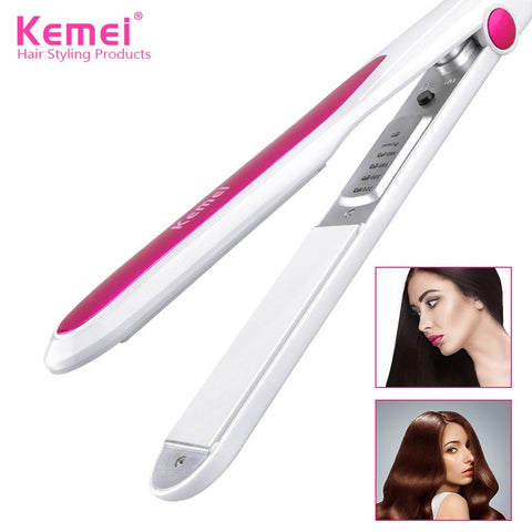 Professional Adjustable Hair Styling & Straightening Tool