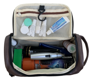 Toiletry bag set