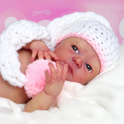 "Anabel, by Denise Pratt (18"" Reborn Doll Kit)"