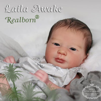 SECONDS Realborn® Laila Awake - #177