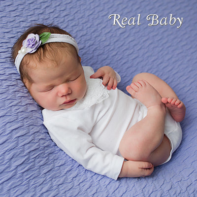 "Realborn® Lavender Sleeping (19"" Reborn Doll Kit)"