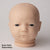 Realborn® Jennie Awake Head - #1200