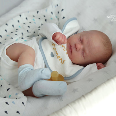 "Realborn® Chase Sleeping (19"" Reborn Doll Kit)"