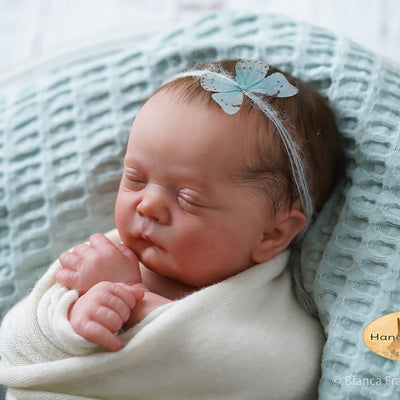 "Realborn® Pearl Sleeping (18"" Reborn Doll Kit)"
