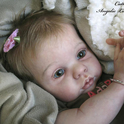 "Chanel (20"" Reborn Doll Kit)"