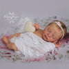 "Realborn® Claudia Sleeping (18"" Reborn Doll Kit)"