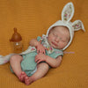 "Realborn® Newborn Sage Sleeping (18"" Reborn Doll Kit)"