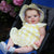 "Michelle, 6 Month Old (23"" Reborn Doll Kit)"