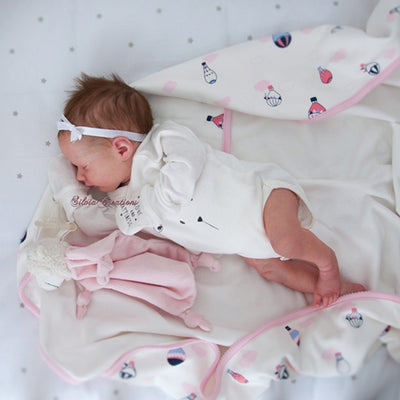 "Realborn® Ashley Sleeping (17"" Reborn Doll Kit)"