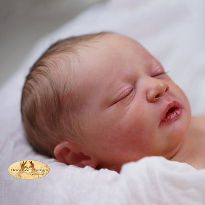 "Realborn® Skya Sleeping (18.5"" Reborn Doll Kit)"