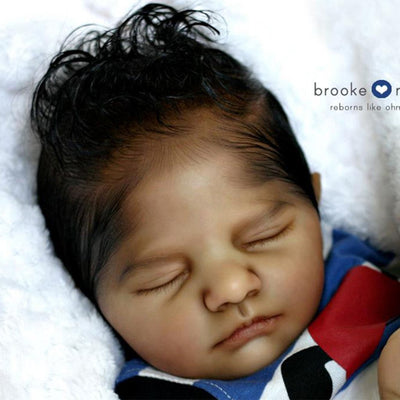 "Realborn® Jaxson Sleeping (18"" Reborn Doll Kit)"