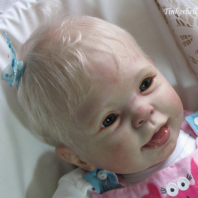 "Cookie, 9 Month Old (26"" Reborn Doll Kit)"