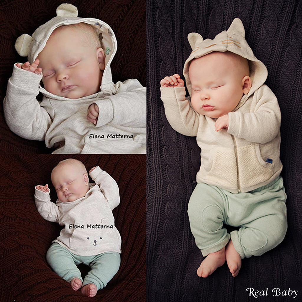 """#3599 Realborn® 3-6 Month Chubby Belly//Back TORSO for 23-26/"""" Dolls"""