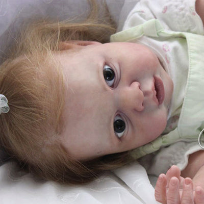"Elliot, 6 Month Old (23"" Reborn Doll Kit)"