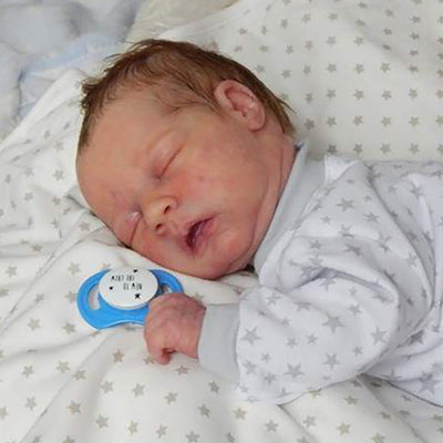 "Realborn® Alma Sleeping (19"" Reborn Doll Kit)"