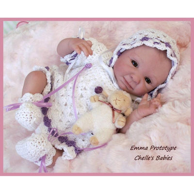 "Emma (10"" Reborn Doll Kit)"