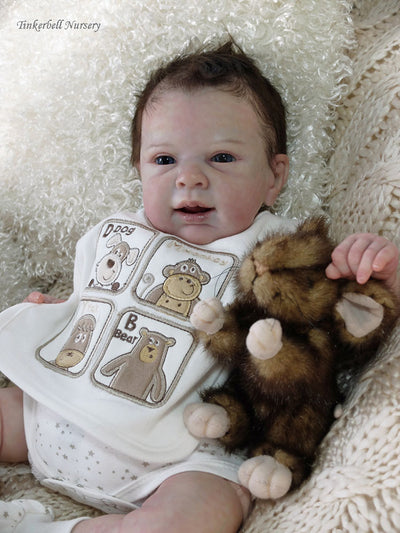 "Ginger (20"" Reborn Doll Kit)"