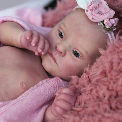 "Realborn® Patience Awake (21"" Reborn Doll Kit)"