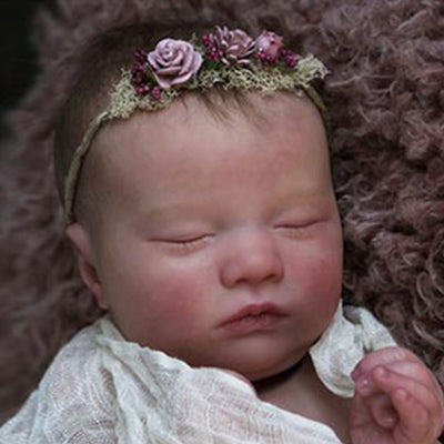 "Realborn® Laila Sleeping (18"" Reborn Doll Kit)"