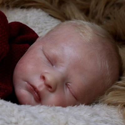 "Realborn® Joseph Sleeping (18"" Reborn Doll Kit)"