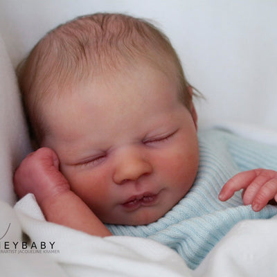 "Realborn® Katie Sleeping (18"" Reborn Doll Kit)"