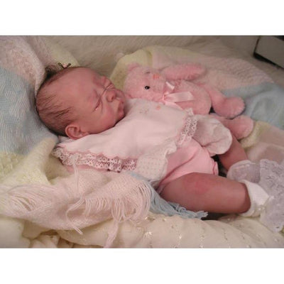 "SECONDS Josie (19"" Reborn Doll Kit)- #1087"