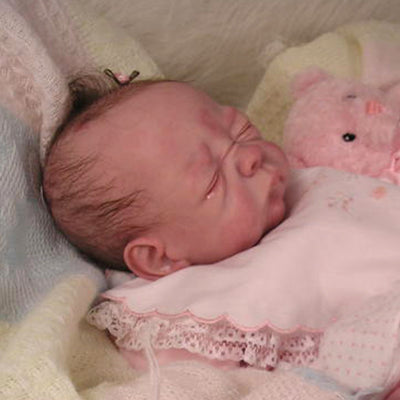 "Josie (19"" Reborn Doll Kit)"