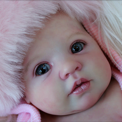 "Lillian (22"" Reborn Doll Kit)"
