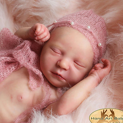 "Realborn® Marissa Sleeping (19"" Reborn Doll Kit)"