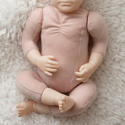 "19"" Gathered Body for 1/4 Limbs - USA - #3903"