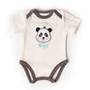 Seconds Preemie BodySuit - Panda - #7020
