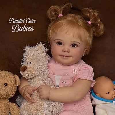 "Realborn® 7 Month June Awake (25"" Reborn Doll Kit)"