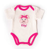 Seconds Preemie BodySuit - Pig - #7025