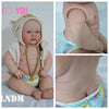 "Realborn® 3-6 Month Chubby Belly/Back TORSO for 23-26"" Dolls- #3599"