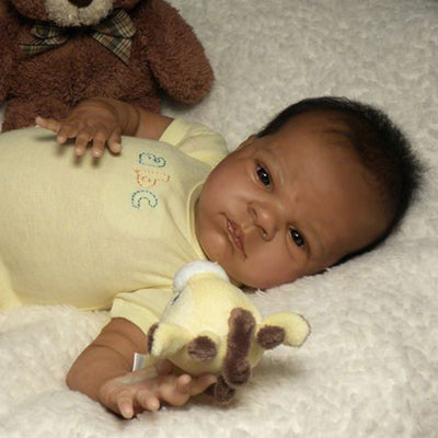 "Scarlet (21"" Reborn Doll Kit)"