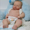 SECONDS Realborn® 3 Month Joseph Sleeping - #4041