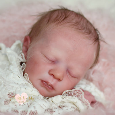 "Realborn® Alexa Sleeping (19"" Reborn Doll Kit)"