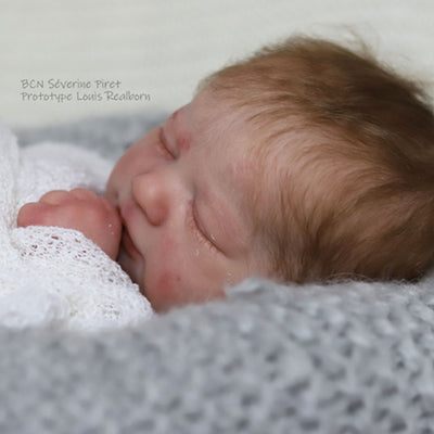 "Realborn® Louis Sleeping (18"" Reborn Doll Kit)"