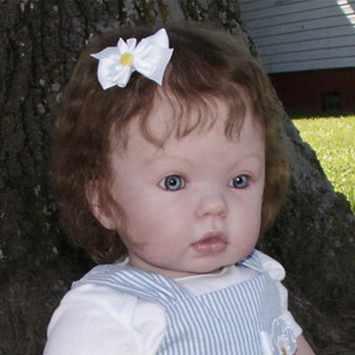 "Tibby SITTING (31"" Reborn Doll Kit)"