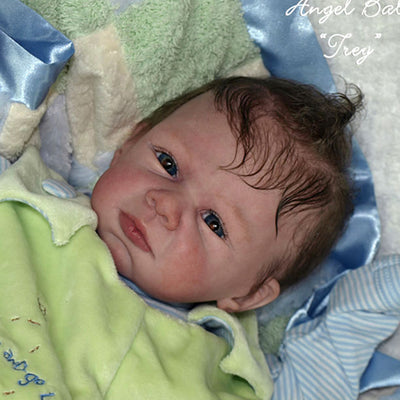 "Trey (20"" Reborn Doll Kit)"
