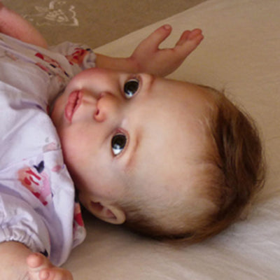 "Willow Flower (22"" Reborn Doll Kit)"