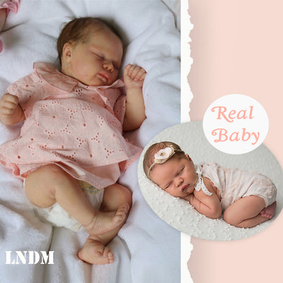 SECONDS Realborn® Jade Sleeping - #4042