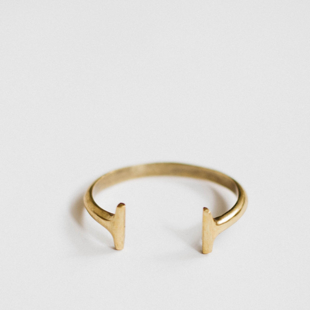 Keli Brass Bangle