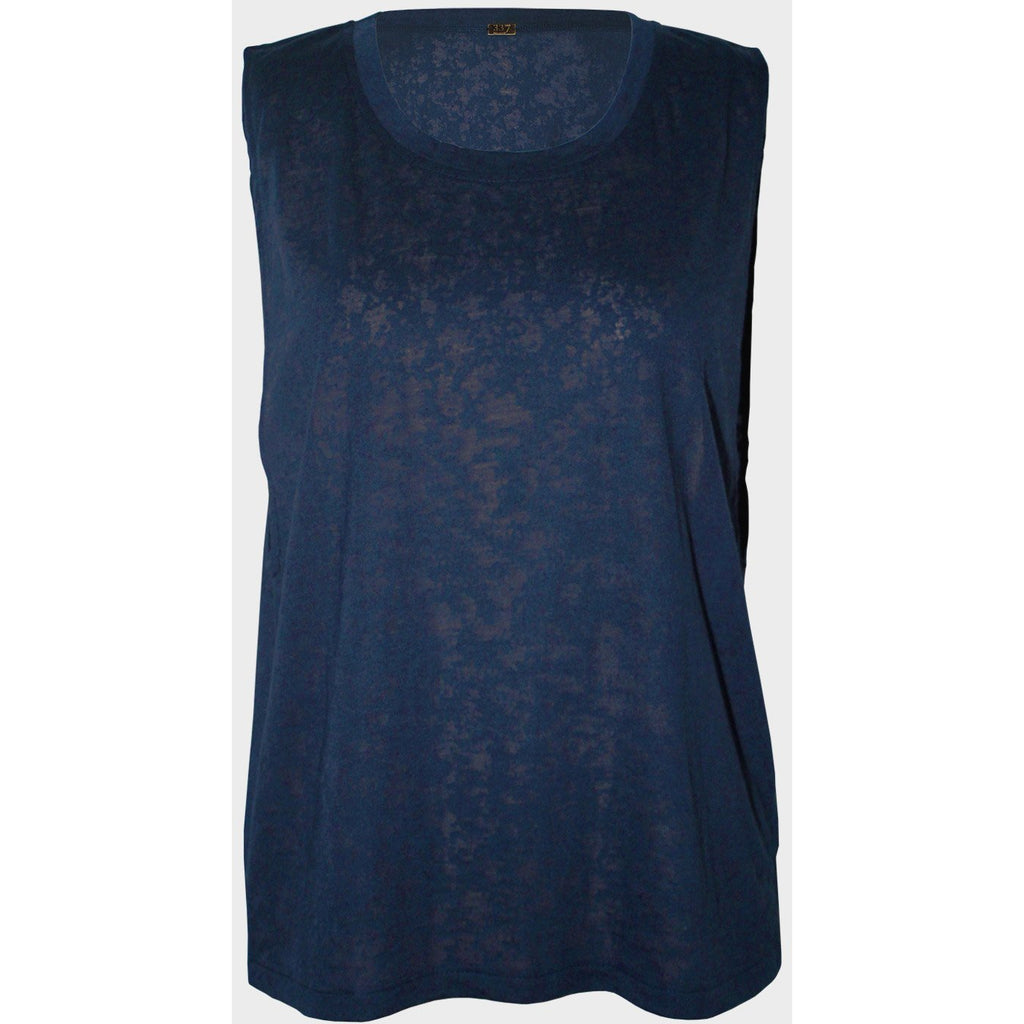 Burnout Drop Armhole Tank
