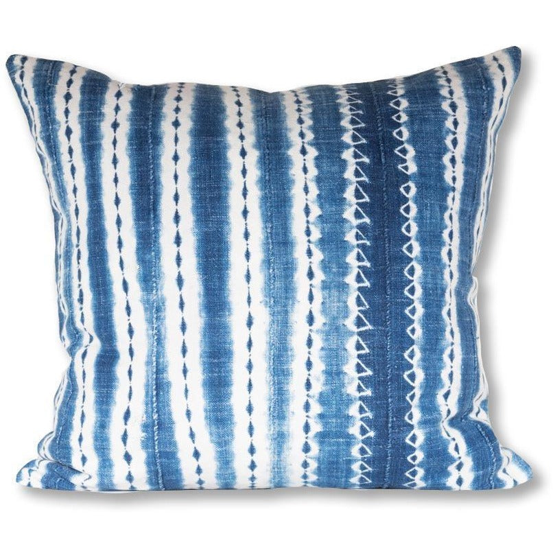 African Indigo Pillow XI