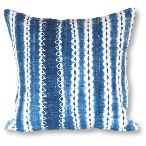 African Indigo Pillow X