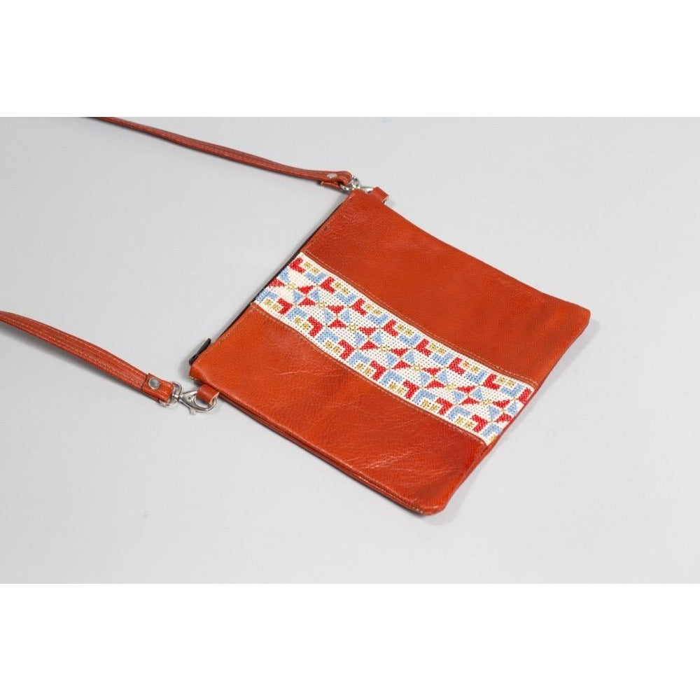 Crossbody Bag, Red