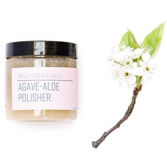 Agave Aloe Polishing Scrub